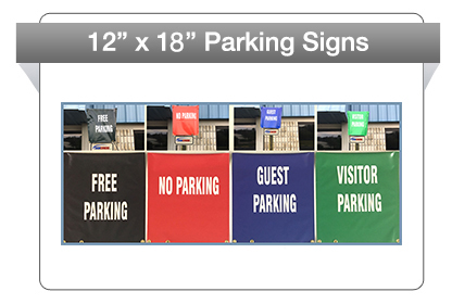ParkingSignCovers