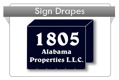SignDrapes