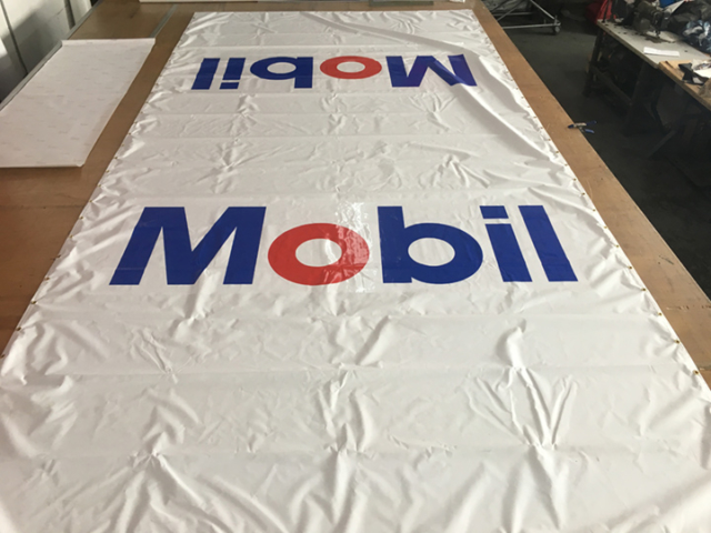 Signcovers, Sign Bags, Mobil