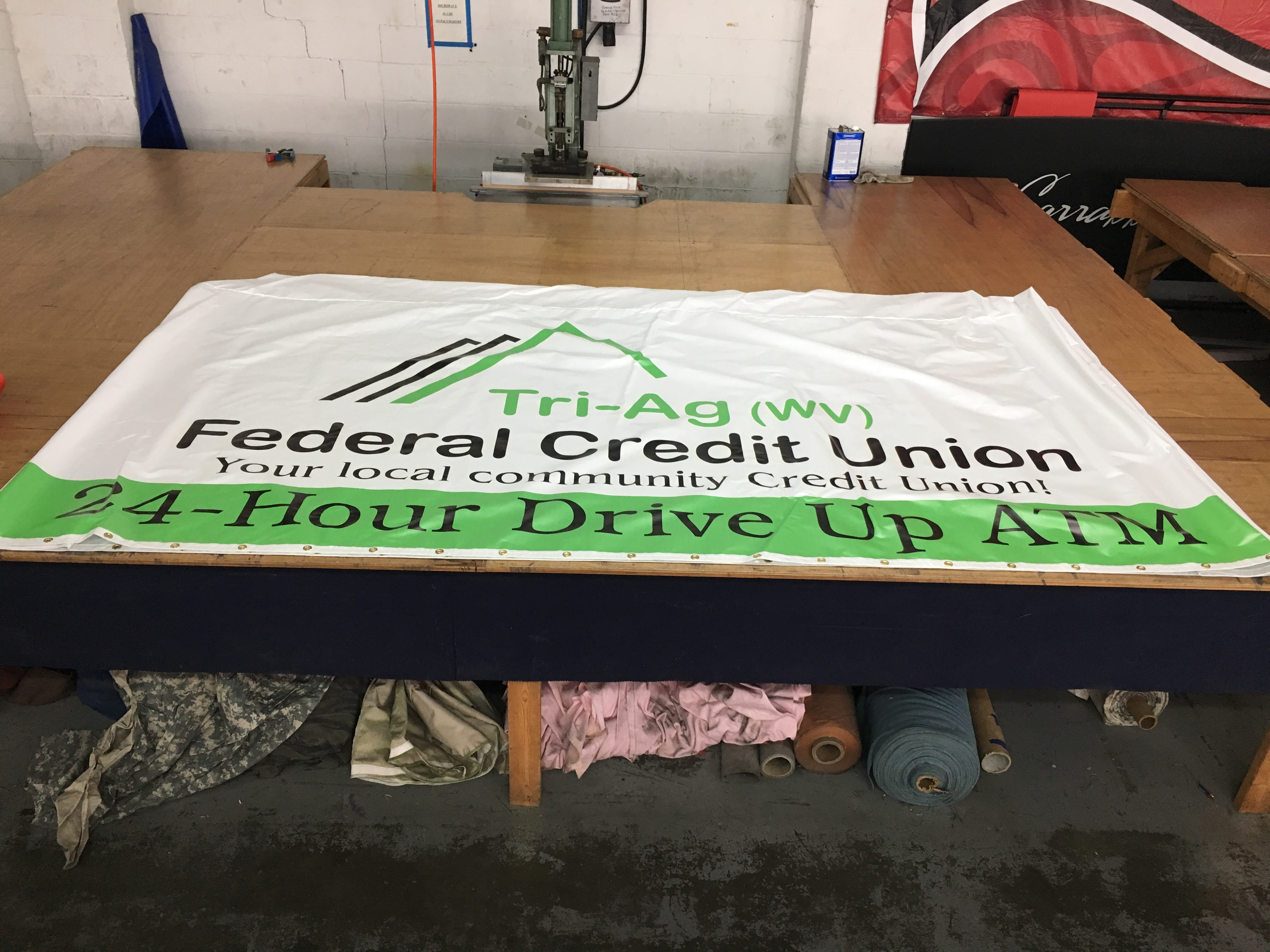 Signs Unlimited-Custom Sign Cover