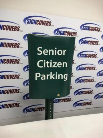 Dostal-Parking Sign Cover