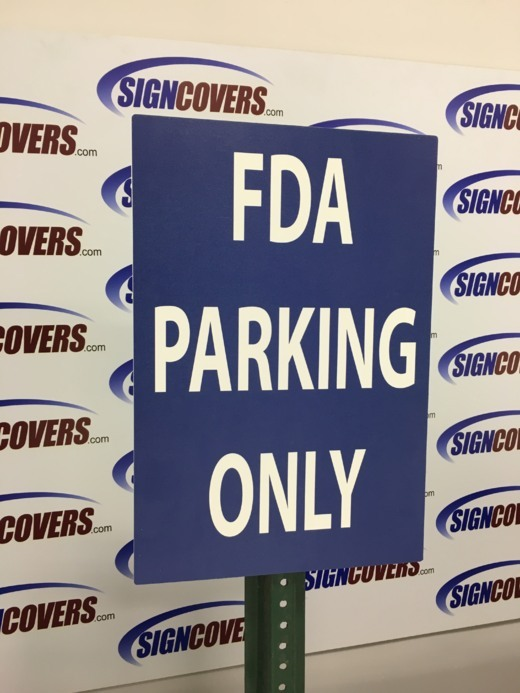 FDA Parking slide covers