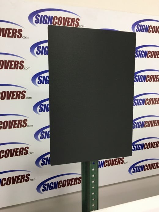 plain black slide cover